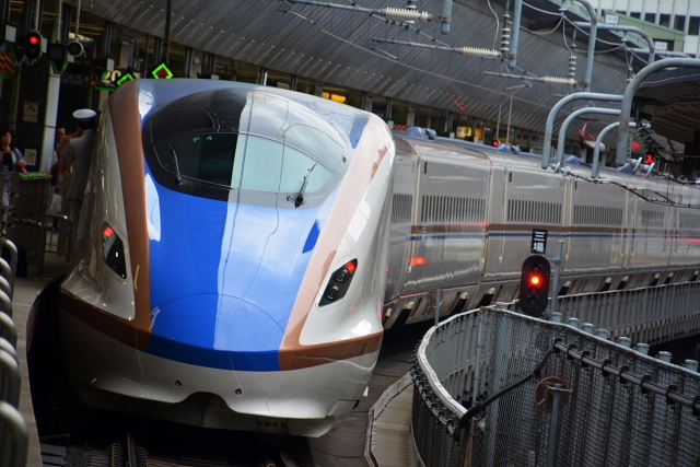 新幹線 E7系