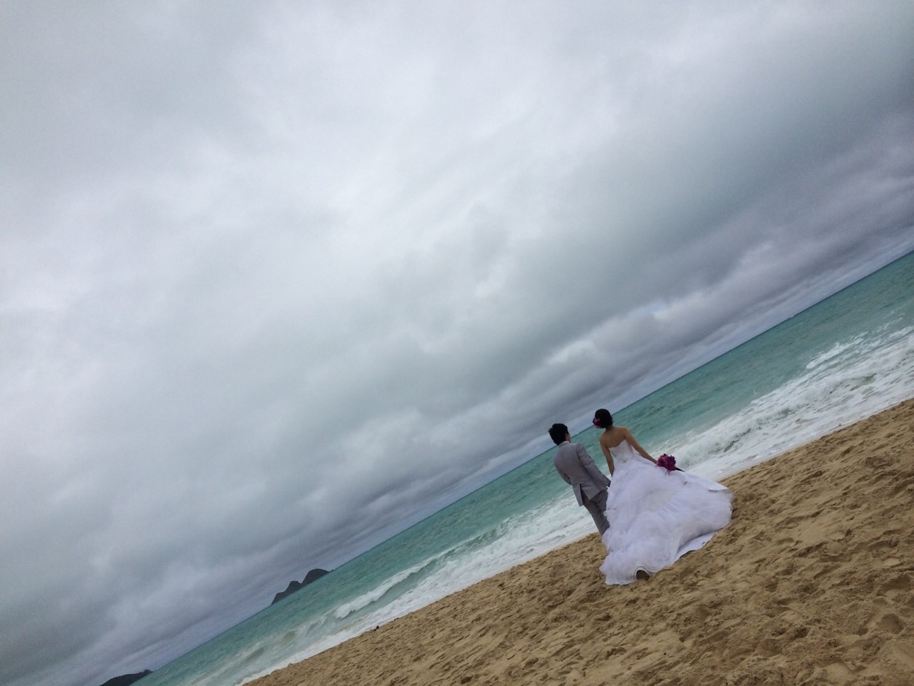 ハワイ リゾート婚